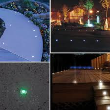 12v Led Patio Lights Outdoor Yard Lights 30pcs Led Deck Lights Outdoor Yard Patio