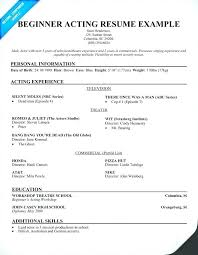 dance resume examples professional dancer resume template  dance