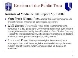 Ghostwriting in Medical Literature   Senator Chuck Grassley