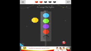 Arrange The Lights Tricky Test 2 Genius Brain Level 99 Answer