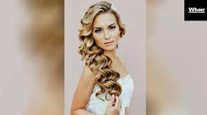 Bruidskapsels Krullen Voor Vrouwen Met Tricetirisadme