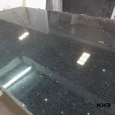 black mirror quartz stone starlight black quartz stone sparkle quartz stone