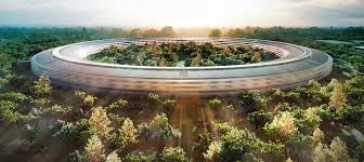 cupertino apple office. And Judging From This New Photos, The Campus Is Still Being Conceptualized With A Divine Leader In Mind. Cupertino Apple Office