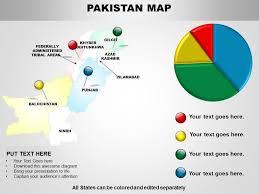 Pakistan Religion Pie Chart Pakistan Powerpoint Maps Templates Powerpoint Presentation