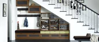 closet under stairs storage 3 tips for smart over and under stairs storage  organization under stairs .