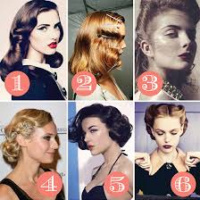 40 s style hair and makeup