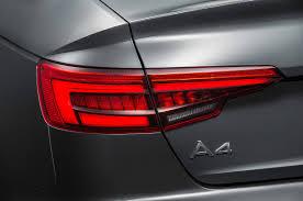 Audi A4 Back Lights 2017 17 2018 18 2019 19 Audi A4 S4 Outer Quarter Panel Oem Tail Light Lamp