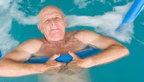 نتیجه تصویری برای آب گرم درمانی برای آرتروز