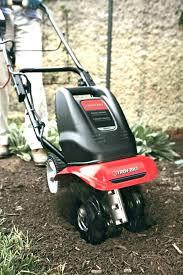 garden tiller at used garden tiller electric tiller home depot best garden tiller electric tiller