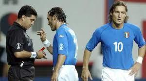 Calcio, Italia-Corea, 19 anni fa le