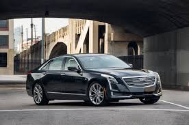 Cadillac First Drive Review Motor Trend