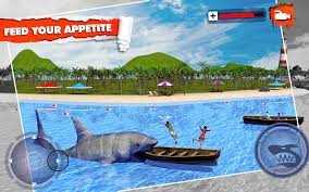 angry shark simulator 3d android apps on google play angry shark simulator 3d screenshot