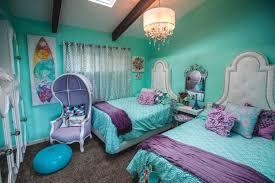 Great Bedroom: Purple And Turquoise Bedroom Ideas