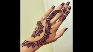 New Mehndi Design 2017 Latest Latest Mehndi Designs 2017 L Mehndi Designs For Hands L