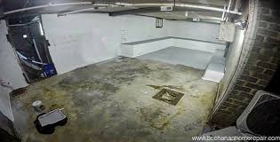 painting basement wallsPainting basement walls  buchananHomeRepair
