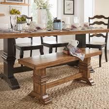 Eleanor-Two-Tone-Trestle-Leg-Wood-Dining-Bench-