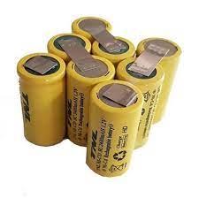 Würth Master 9.6v Batarya için 2400mAH Pil Grubu