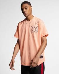 Air Jordan 1 Crimson Tint Jersey Shirt ...