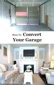 Converting A Garage Into A Bedroom Cost Cost To Convert A Garage Into A  Bedroom Turning . Converting A Garage Into A Bedroom Cost ...