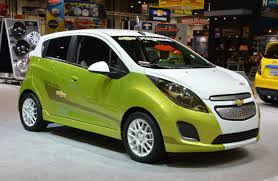 2015 Chevrolet Spark EV - Information and photos - ZombieDrive