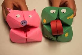 How To Make Paper Puppets For Kids Paper Puppets Puppets