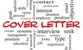 cover letter format Pinterest