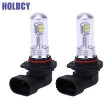 9006 Fog Light Bulb Hb3 9005 Hb4 9006 Led Light Bulb 80w 1500lm Fog Lamp Driving Light Daytime Running Drl Led Headlight Bulbs Auto Parts Cover Fog Lamp Custom Fog Light