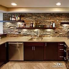 FD Stone Kitchen backsplash