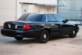 Ford Crown Victoria Police Interceptor 2010