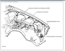 Mazda 2004 Front Ke Diagram