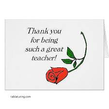 Thank You Teacher Quotes Thank You Cards Thank You Card From Teacher Inspirational Teacher 51