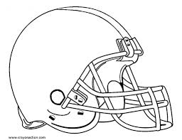 Delightful Ideas Football Helmet Coloring Pages Nfl 23890