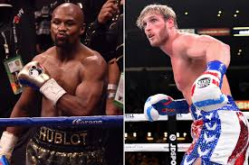 Logan paul will square off against floyd mayweather this sunday, june 6, in an exhibition fight in florida. Floyd Mayweather Announces Exhibition Fight Vs Logan Paul