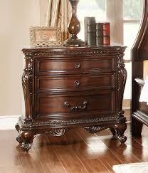 cherry wood nightstand. Cherry Wood Nightstand O