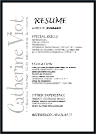 Artist Resume Examples Example Artist Resume Examples Of Resumes