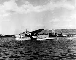 pan am crews flew martin pbm mariners during the war courtesy aeroart