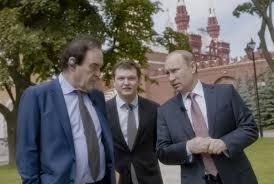 The Putin Interviews Oliver Stone s Wildly Irresponsible Love.