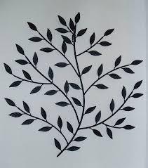 metal wall art leaves branch black on black metal wall art with metal wall art free photo on pixabay