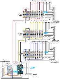 wiring diagram 3 phase rcd three wiring diagram Distribution Box Wiring Diagram wiring diagram 3 phase rcd three phase wiring distribution panel wiring diagram
