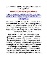 Ash Gen 499 Week 2 Dq 1 Professional Resume And Cover Letter By
