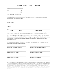 Vehicle Sale As Is Form Free Colorado Vehicle Bill Of Sale Form Pdf Docx
