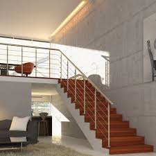 Stainless Steel Railing Designs Images Stainless Steel Railing With Bars Indoor For Stairs