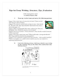 essay writing tips tips for essay writing structure tips