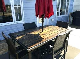 patio table top replacement idea extra replacement glass table top for patio furniture replace unique tempered