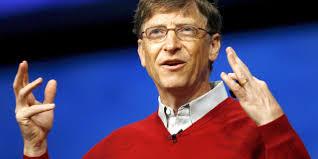 Bill Gates ospite domenica di Fabio Fazio a
