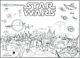 Lego Star Wars Coloring Page Star Wars Coloring Pages Online
