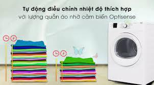Trả góp 0%]Máy sấy quần áo Beko thông hơi DA8112RX0W - Tự động điều chỉnh