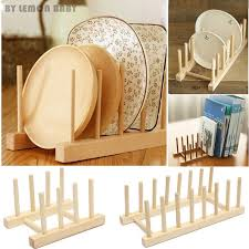 Wooden Display Stands For Plates 100100100 Dishes Wooden Plate Rack Books Wood Stand Display Holder 86