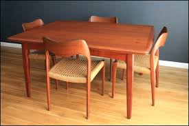 teak dining room chair teak dining room chairs luxury danish teak dining room table and chairs
