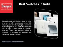 Best Light Switches In India Ppt Best Switches In India Buy Now At Best Price